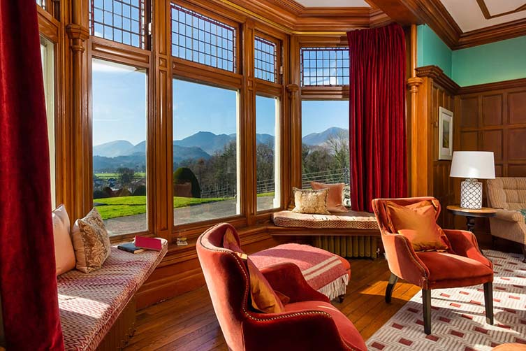 Taking inspiration from a country house in the heart of the Lakes