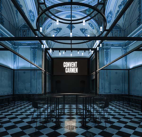 Convent Carmen Valencia, Culture and Gastronomy Space in Valencia