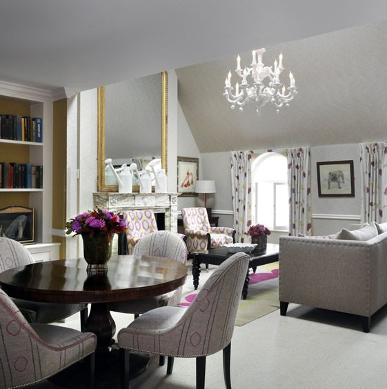 Covent Garden Hotel's New Loft Suite