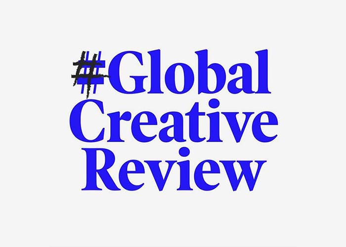 #GlobalCreativeReview