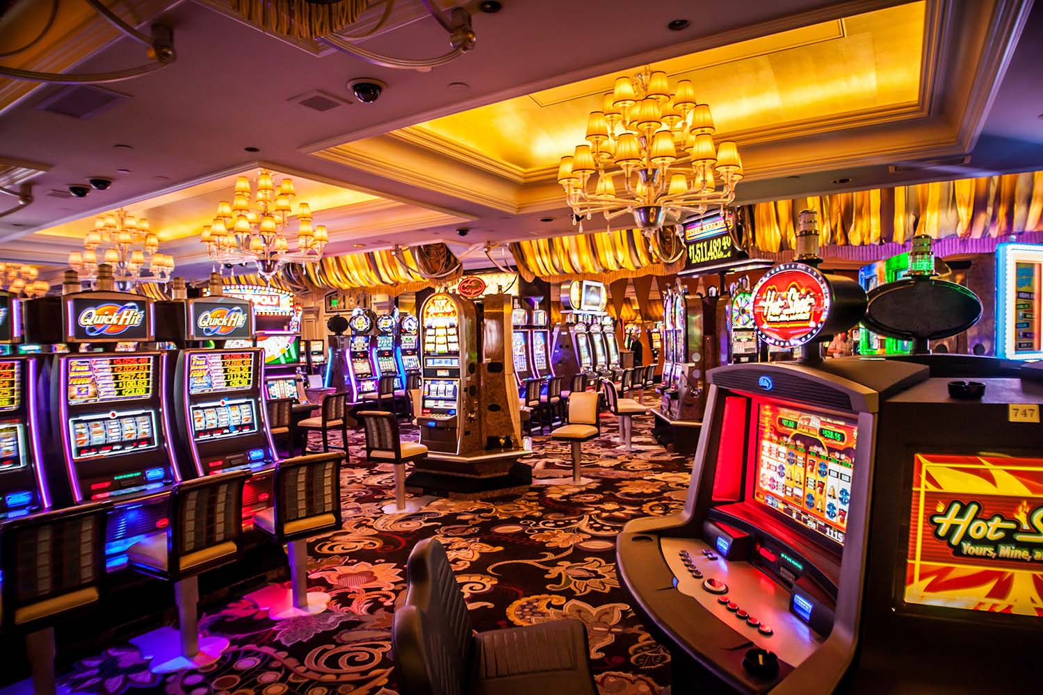 Will Covid Compliance Permanently Alter the Landscape of Casino Design?
