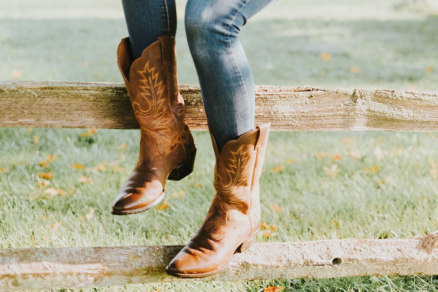 The High Fashion Cowboy Boots Trend