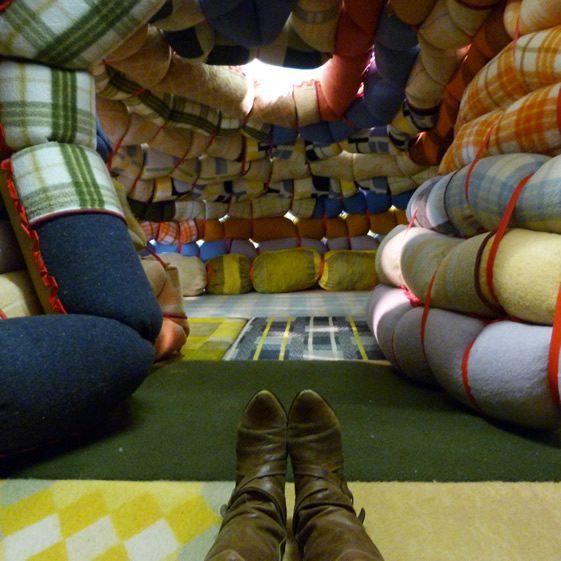 Lambert Kamps' Cozy Shelter