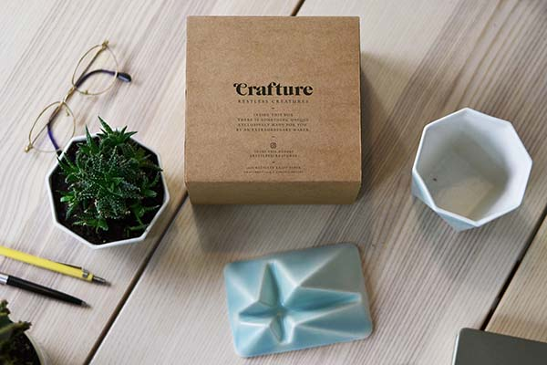Crafture Design Subscription Box