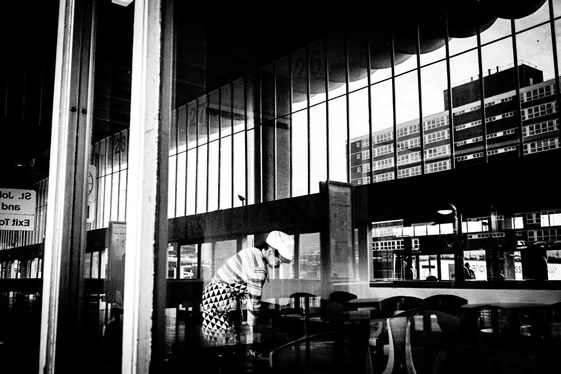 Preston Bus Station by Craig Atkinson