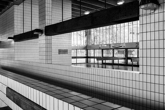 Preston Bus Station by Craig Atkinson