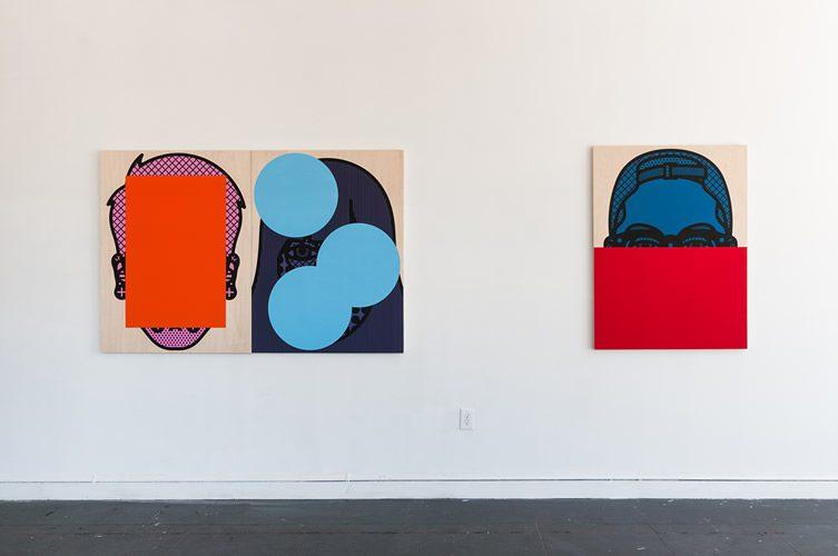 Craig Redman Third Parties at One Grand Gallery, Portland