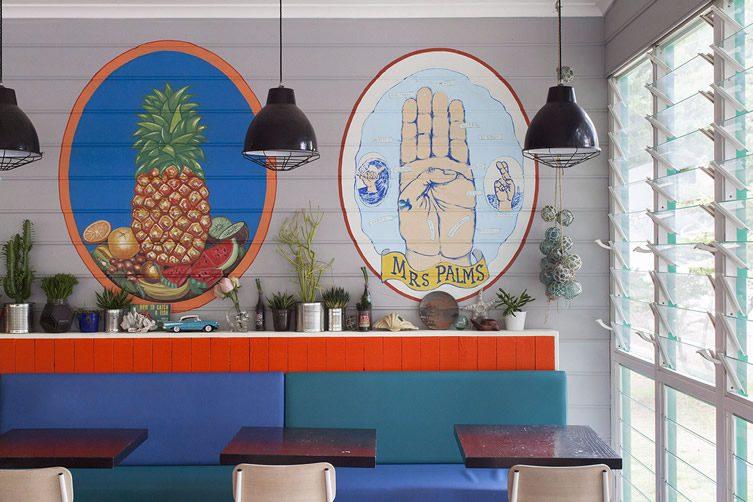 Cranky Fins Holidae Inn Palm Beach, Sydney