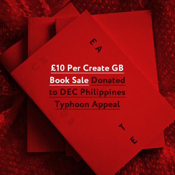 Create GB Typhoon Appeal