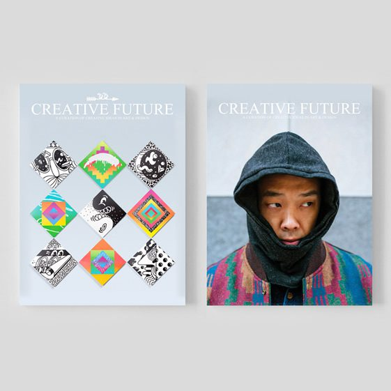Creative Future Issue #04