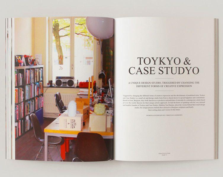 Creative Future Issue #04