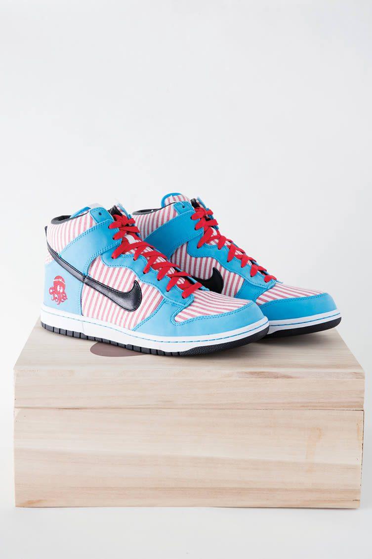 Nike Dunk High Premium Osaka