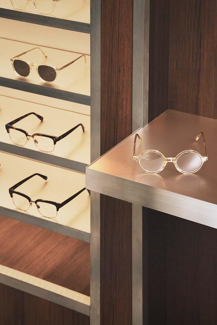 Retro Glasses Shop Marshall Street London