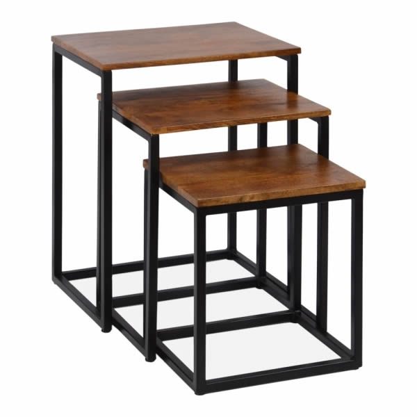 Mercer Nesting Side Tables