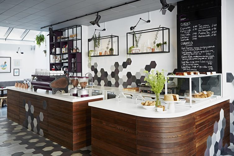 Curators Coffee Gallery London