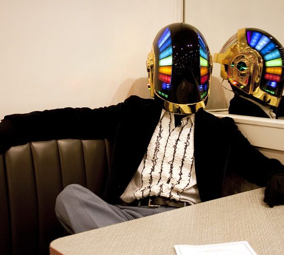 How To Make a Daft Punk Helmet