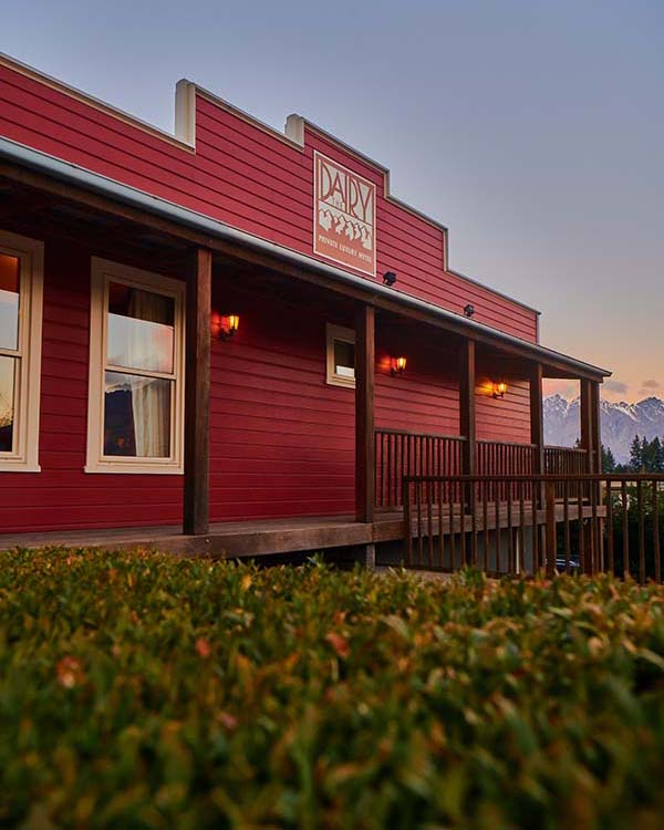 The Dairy Private Hotel by Naumi, Queenstown New Zealand