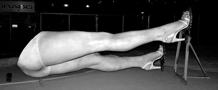 Deconstruction Legs