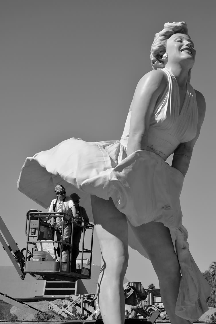 Deconstruction of Marilyn