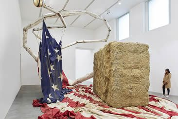 Dan Colen, Sweet Liberty