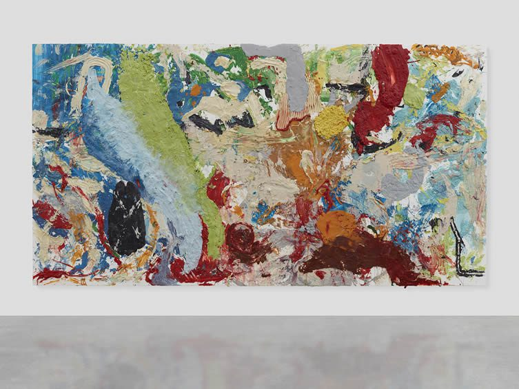 Dan Colen - Marbles in My Mouth