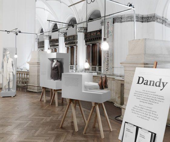 Dandy at Nordiska Museet, Stockholm
