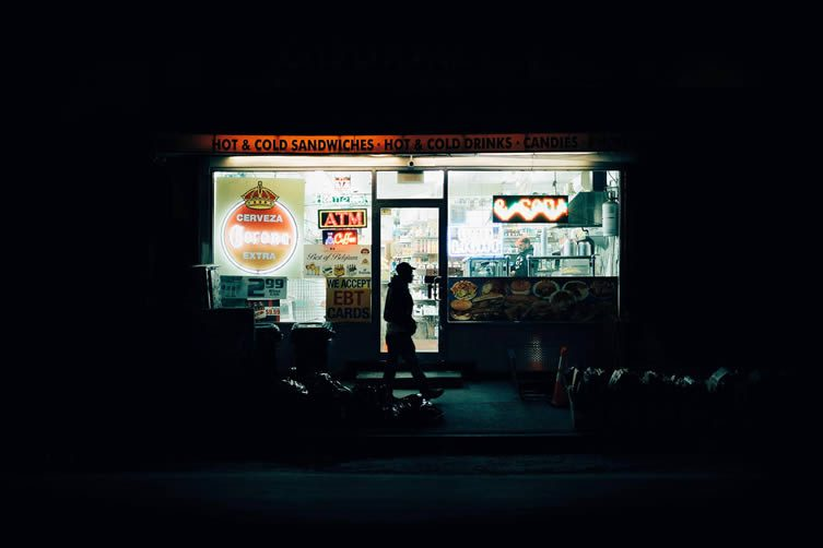 Daniel Soares, Neon Nights: New York By Night Photography