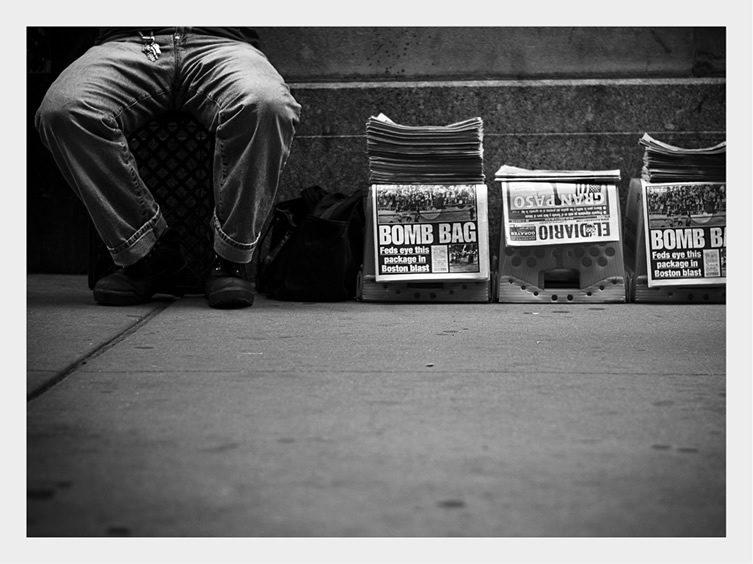 Daniel Soares — NYC: Down to Earth