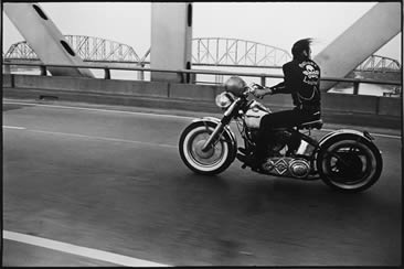 Danny Lyon at Beetles+Huxley, London