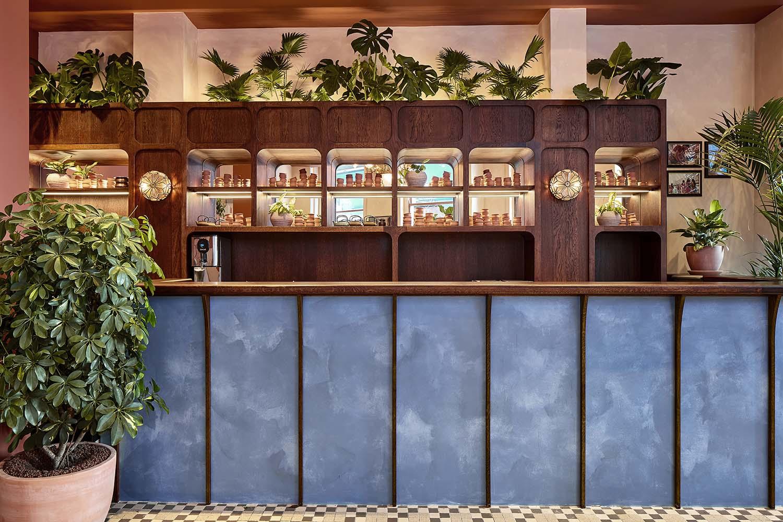 Darjeeling Express Covent Garden London Indian Restaurant by A-nrd Studio