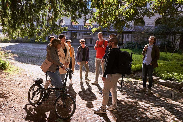 This is Antwerp Creative Tourism Project