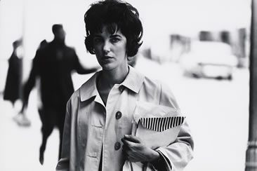 Dave Heath, Multitude, Solitude at Philadelphia Museum of Art