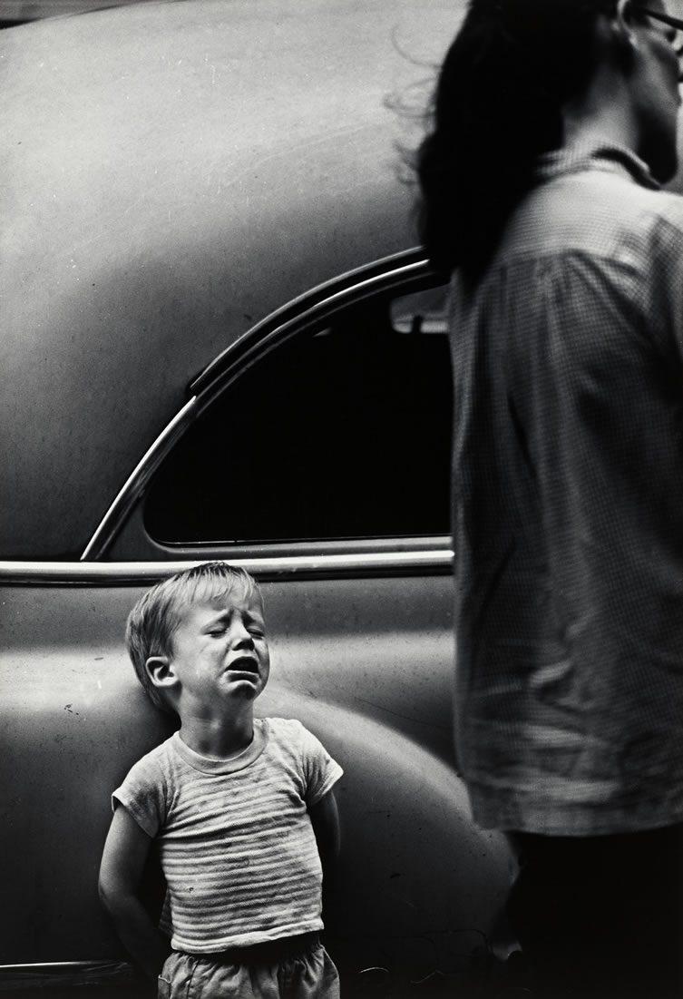 New York City, 1962, by Dave Heath