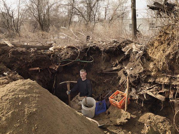 Dave Jordano, Detroit: Unbroken Down