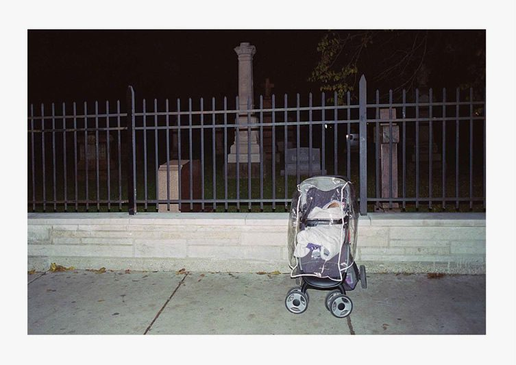 David Arnold — Goodbye Stranger at Paris London Hong Kong, Chicago