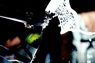 G.H.Mumm x David Guetta Dual Screen Music Video