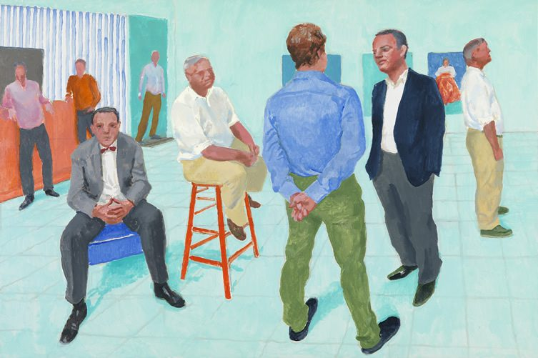 David Hockney — Painting and Photography at Annely Juda Fine Art