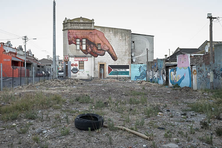 David Lurie, Undercity — The Other Cape Town