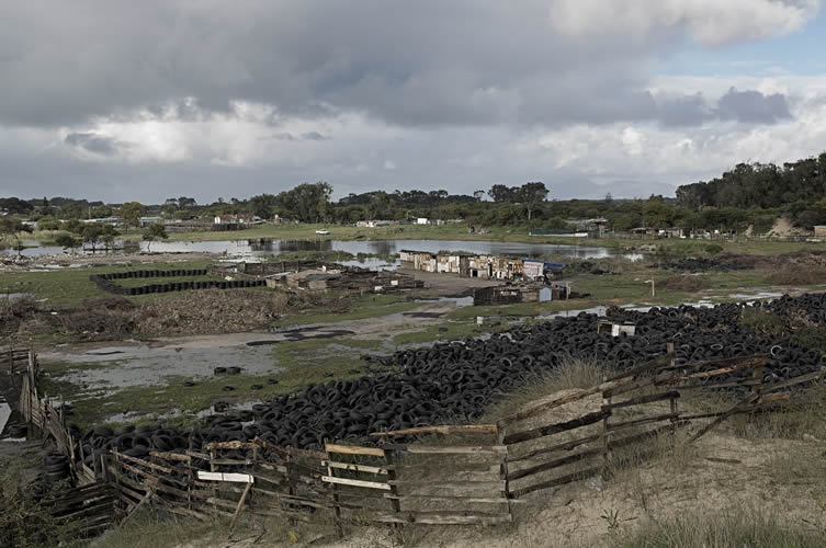 Philippi, Cape Flats, 2013