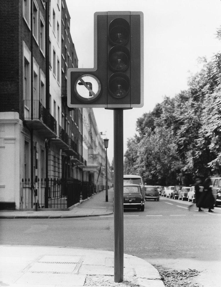 David Mellor, Street Scene