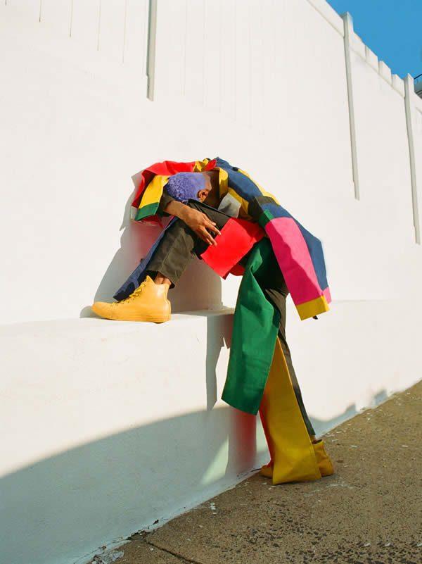 David Méndez Alonso, Outsiders Division, Artist and Fashion Designer