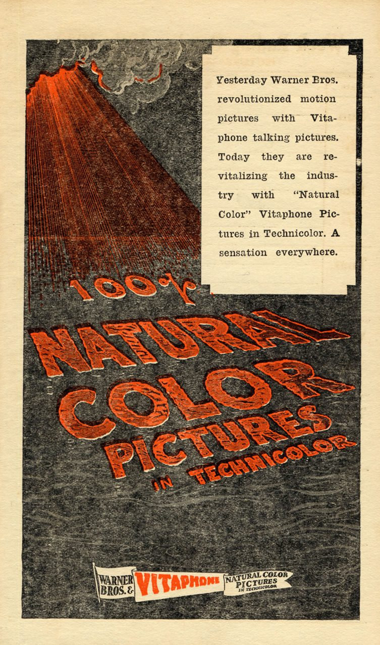 James Layton and David Pierce — The Dawn of Technicolor 1915-1935