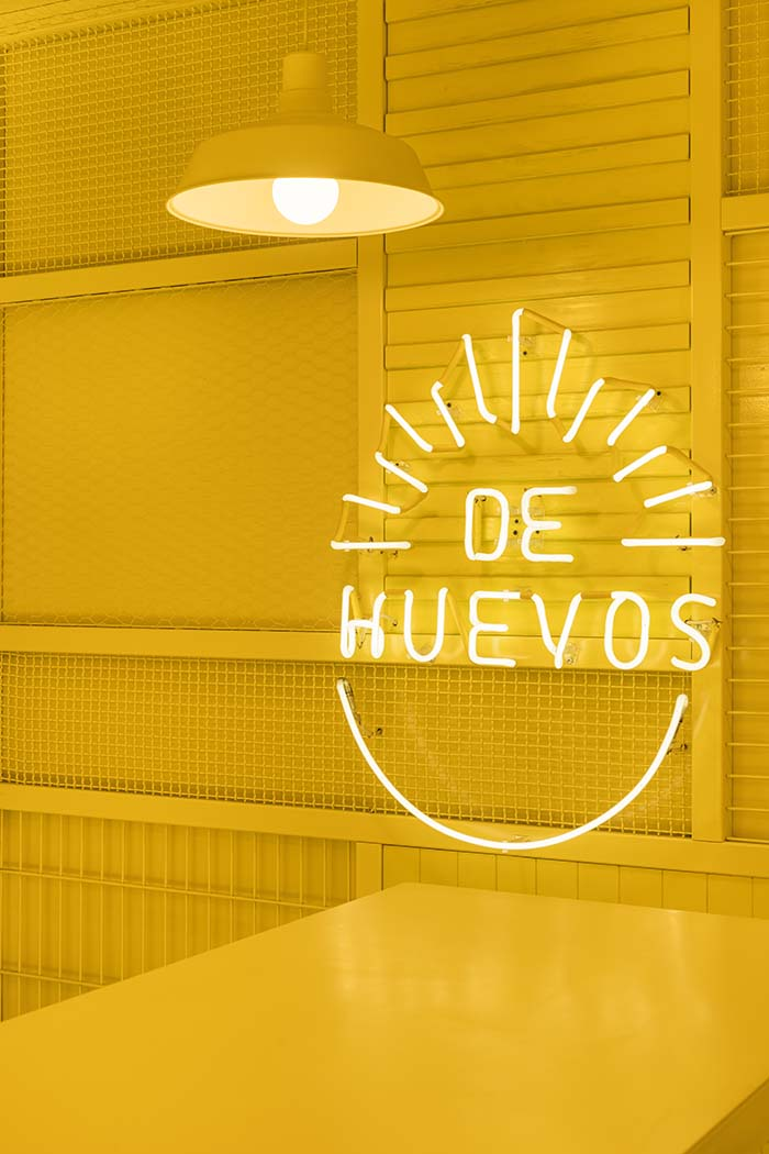 Condesa Restaurant Designed by Cadena + Asoc. Concept Design