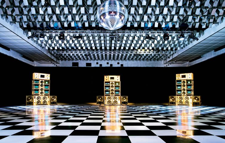 Despacio Sound System, New Century Hall, Manchester International Festival