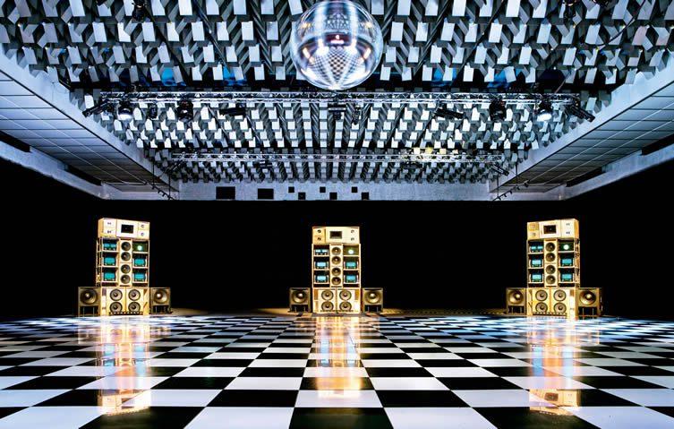 Despacio Sound System, New Century Hall, Manchester International Festival