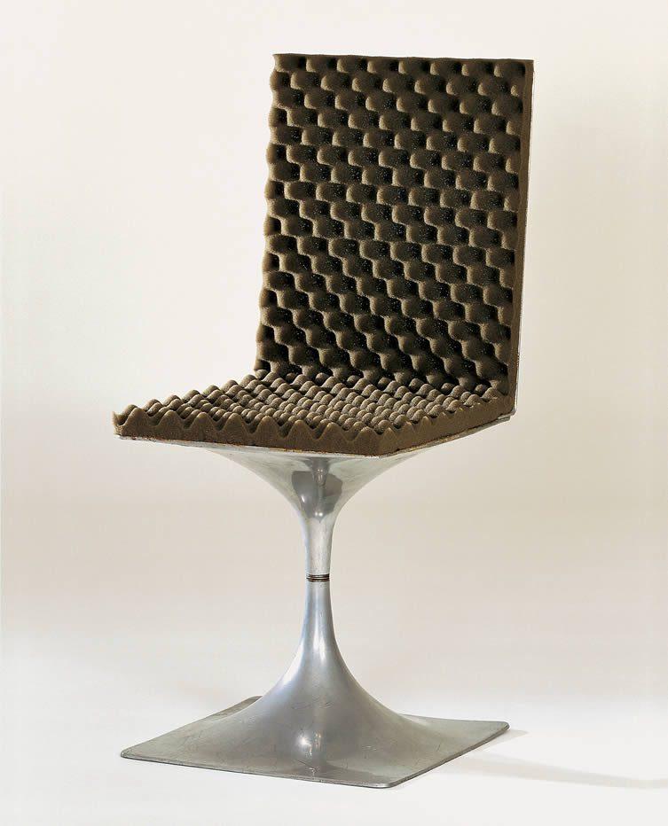 Roger Tallon, Swivel Chair Module 400 for the (unrealised) Nightclub Le Garage, Paris, 1965