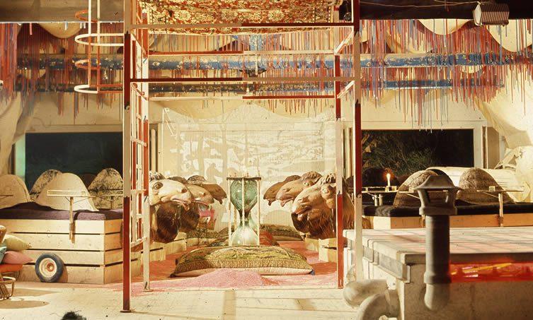 Gruppo UFO, Bamba Issa, Night Shelter for the Beach Rescue Camels, Bamba Issa, 1969