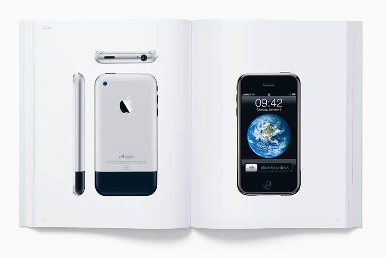 Designed by Apple in California, Jony Ive and Andrew Zuckerman