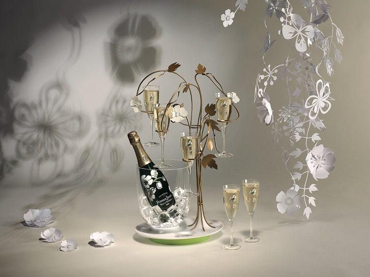 The Enchanting Tree for Perrier-Jouët, Studio Tord Boontje