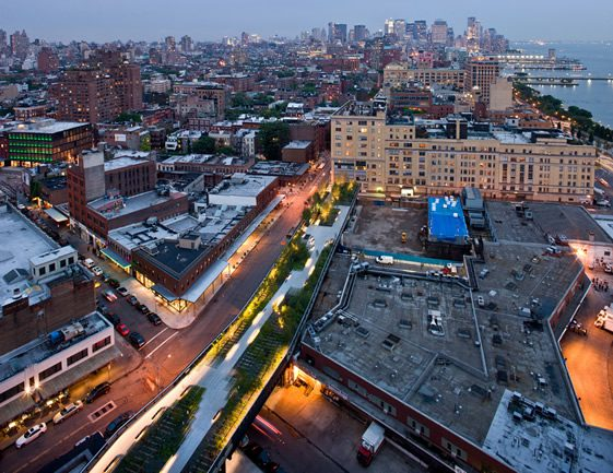 Design Geekery; The High Line